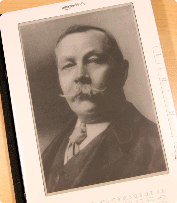 Arthur Conan Doyle on Kindle