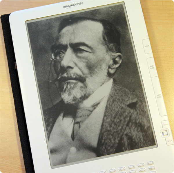 Joseph Conrad on Kindle