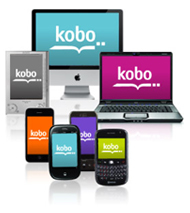 Kobo's service is currently online at kobobooks.com