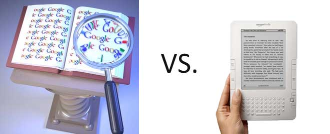 Google vs. Kindle