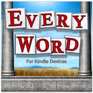 Every Word Kindle App