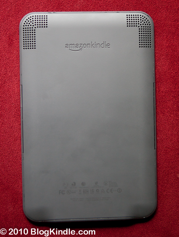 Kindle 3 Back Cover