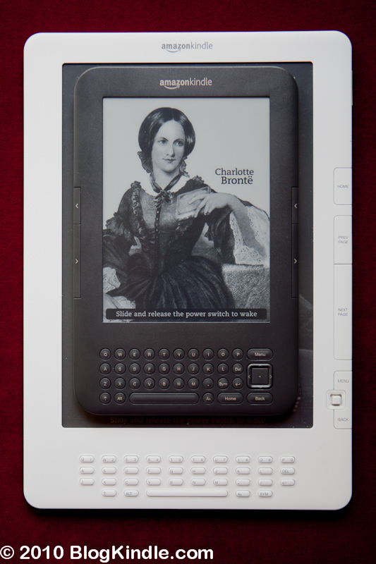 Kindle 3 and Kindle DX