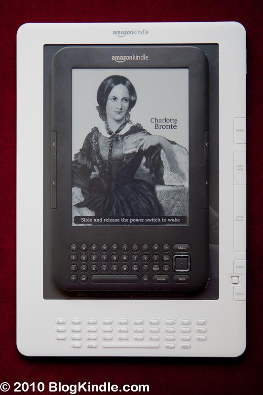 Kindle 3 and Kindle DX