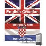 Kindle English-Croatian Dictionary