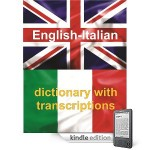 Kindle English-Italian Dictionary