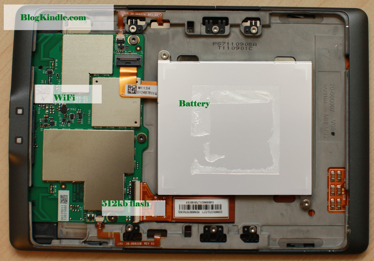 Kindle4-disassembly