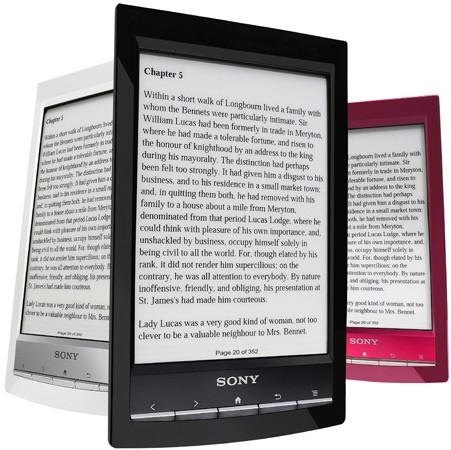Sony Reader | e-Reader Tech – Gadget news