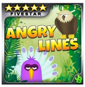 angry lines game cover