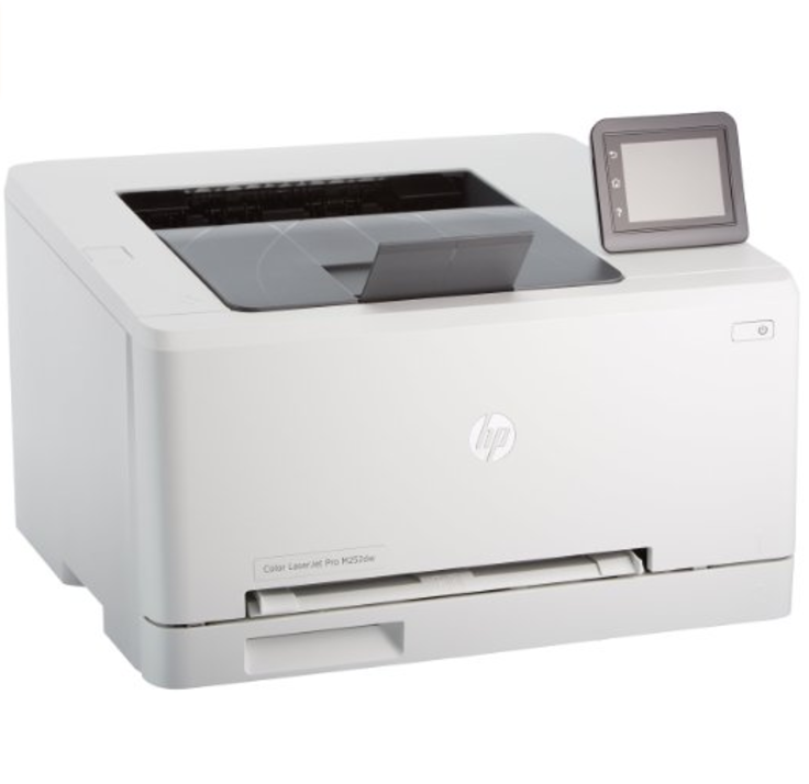 best printer choice of january 2017 hp color laserjet pro m252dw